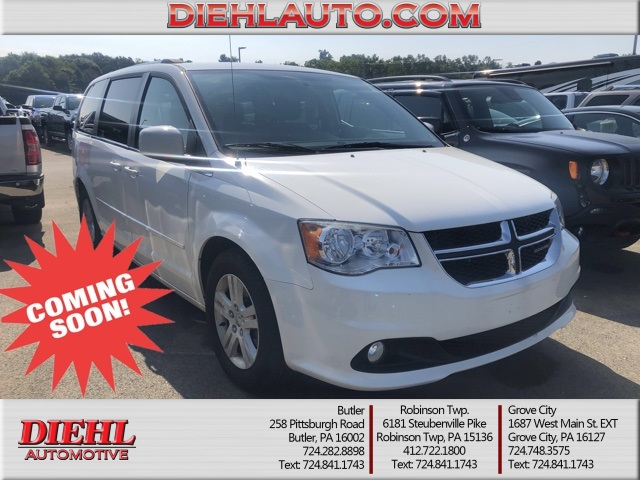 Pre-Owned 2012 Dodge Grand Caravan Crew