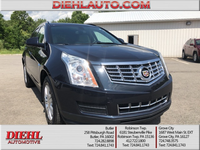 Pre-Owned 2014 Cadillac SRX Base
